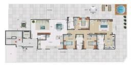 Apartamento à venda com 4 dormitórios em Liberdade, Belo horizonte cod:4266