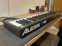 Controlador Alesis v49