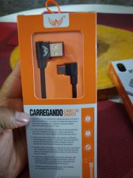 Cabo USB turbo tipo C