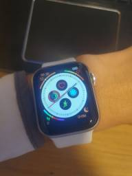 Smart Watch IWO 12 Lite - Novíssimo (Brinde pulseira Milanese + Fone sem fio)