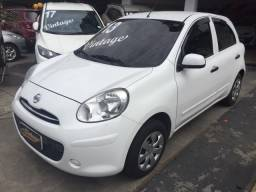 Nissan March S 1.0 2013 manual oportunidade!!