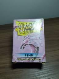 Dragon Shild para proteger cartas raras ou decks contém 100 shilds