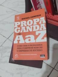 Livro propaganda de A a Z