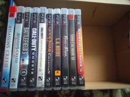 Jogos de PlayStation 3 seminovos: Mídias originais