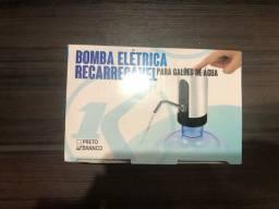 Título do anúncio: Bomba elétrica para galão de água