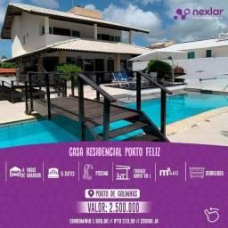 CN Porto De Galinhas Casa Residencial Porto Feliz Oportunidade Alto Padrão