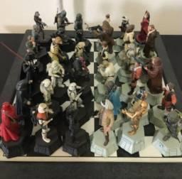 Coleção Xadrez Star Wars