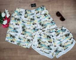 Shorts Kit casal