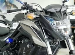 VENDO MOTO CB 500F