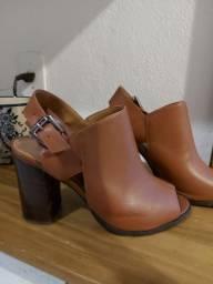 Sandalia ankle boot