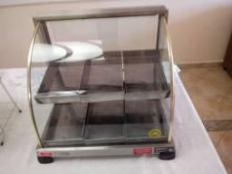 Estufa para salgados com 6 bandejas