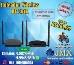 Roteador Wireless RF 301K!!