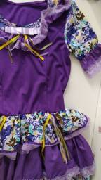 Título do anúncio: Vestido de festa junina