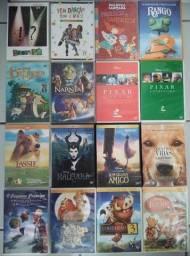 Título do anúncio: DVDs infantis originais