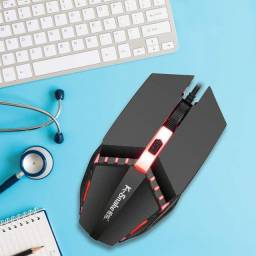Mouse Gamer K-Snake M11 1600DPI Preto