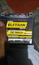 Bateria zera e boa