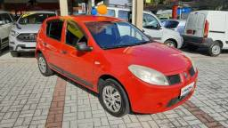 Título do anúncio: Renault Sandero EXP 1.6 2010 Entrada + parcelas R$ 589,00