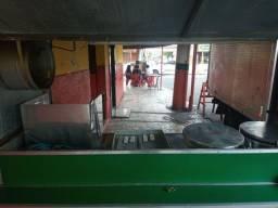 Título do anúncio: VENDO  R$ 4.700,00 barraca BAIXEI semi nova pronta pra trabalhar