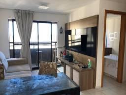 ML - Pronto para morar - Apartamento Mobiliado em Capim Macio