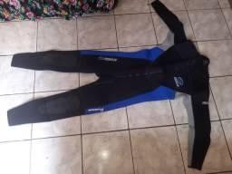 Macacão para mergulho 5mm