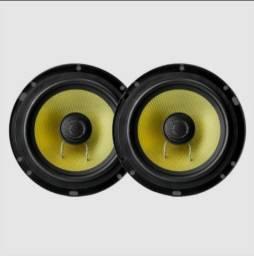 Alto falante Coaxial NAR 600-CX-3 (6 POLS. / 120W RMS) Alta Qualidade Sonora