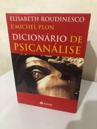 Dicionário de Psicanálise Roudinesco