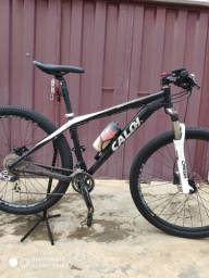 Vende-se bicicleta aro 29 Caloi elite 20