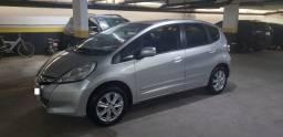Honda Fit LX Manual 66.000 Km Bancos em couro Segundo Dono