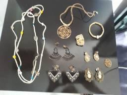 Coleção Mini Lote Bijouterias