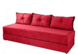 Título do anúncio: Sofá cama na promoçao entrega imediata direto de fábrica