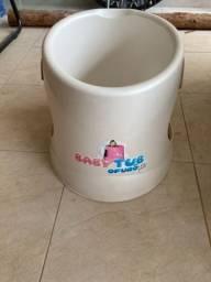 Banheira Babytub Ofurô - De 1 a 6 Anos - Branco