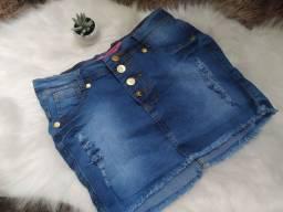Saias e shorts Jeans Promoção