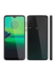 Smartphone Motorola Moto G8 Play Preto Onix 32GB