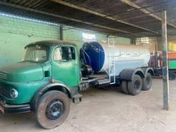 Título do anúncio: Caminhão 1113 limpa fossa