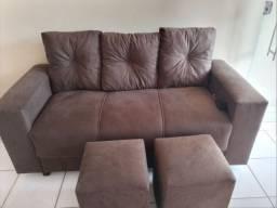 Vendo Sofá e Tv