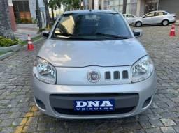 Fiat Uno 1.0 2 Portas 2012 - Financio 100% - Score Baixo