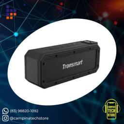 Desconto à vista! Caixa de Som Bluetooth Tronsmart Element Force Plus + Case de Transporte