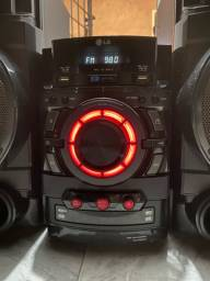 Mini System LG 440W RMS