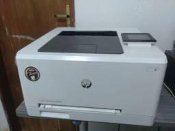 Impressora HP color laser jet Pro M252dw