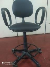 Título do anúncio: Cadeira couro