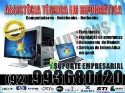 Título do anúncio: Assistência técnica em Informática com O Melhor Preço (Bom mesmo!)
