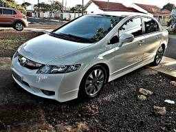 New civic MANUAL branco