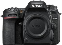 CAMERA PROFISSIONAL NIKON D7500
