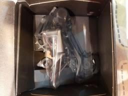 Câmbio traseiro Shimano XT 8100 1x12V 51T, novo, original na caixa
