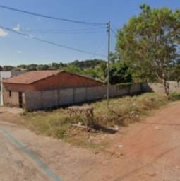 Terreno esquina asfalto R$ 65 mil