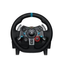 Volante Logitech G29 p/ Playstation e PC