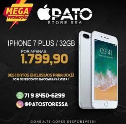 Oportunidade iPhone 7 Plus 32 GB última unidade