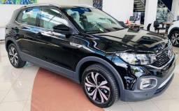 Título do anúncio: Volkswagen T-Cross 1.4 Tsi 2021 Okm A Pronta Entrega Venha Conferir !!!