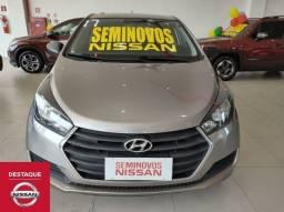 Título do anúncio: Hyundai HB20 1.0 Manual 2017 Prata