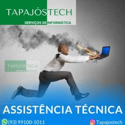 Assistência Técnica Informática Santarém e Região